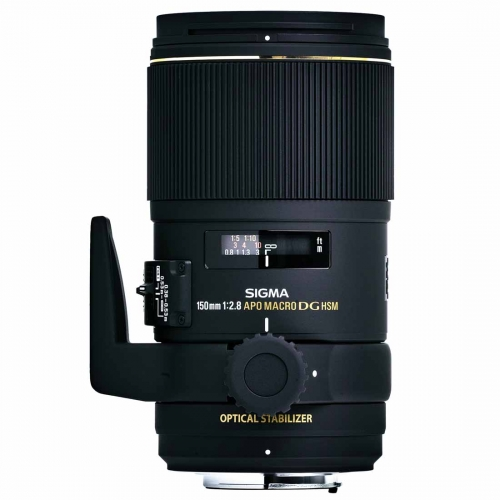 Objektiv Sigma 150 mm f/2.8 EX DG OS HSM APO