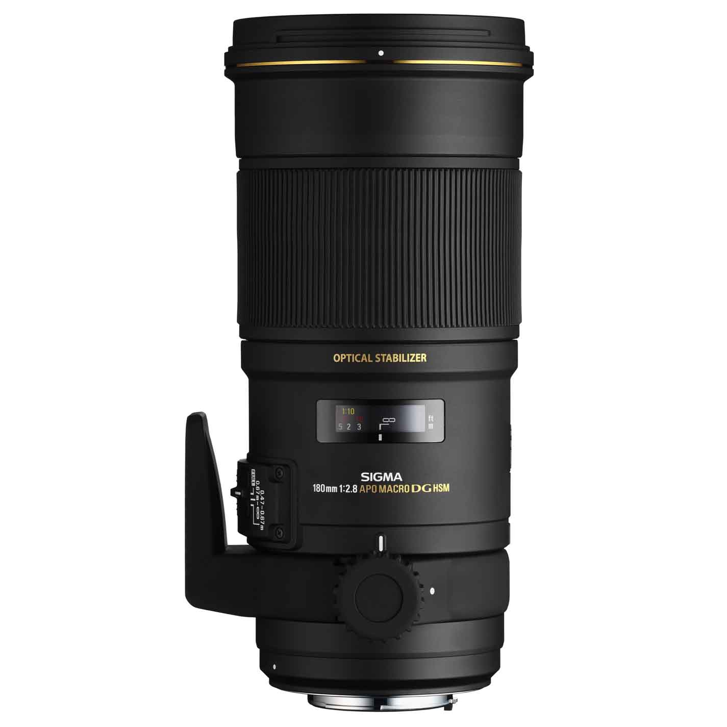 Objektiv Sigma 180 mm f/2.8 APO EX DG OS HSM