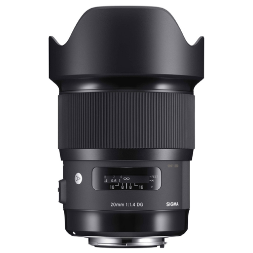Objektiv Sigma 20 mm f/1.4 DG HSM Art