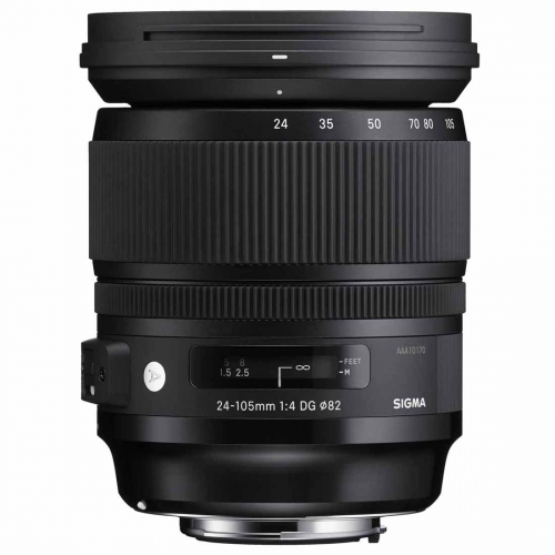 Objektiv Sigma 24-105 mm f/4 DG OS HSM Art