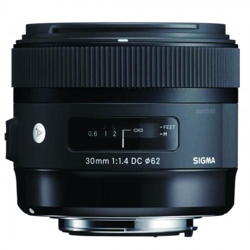 Objektiv Sigma 30 mm f/1.4 DC HSM Art