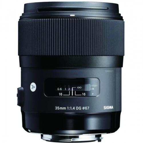 Objektiv Sigma 35 mm f/1.4 DG HSM Art
