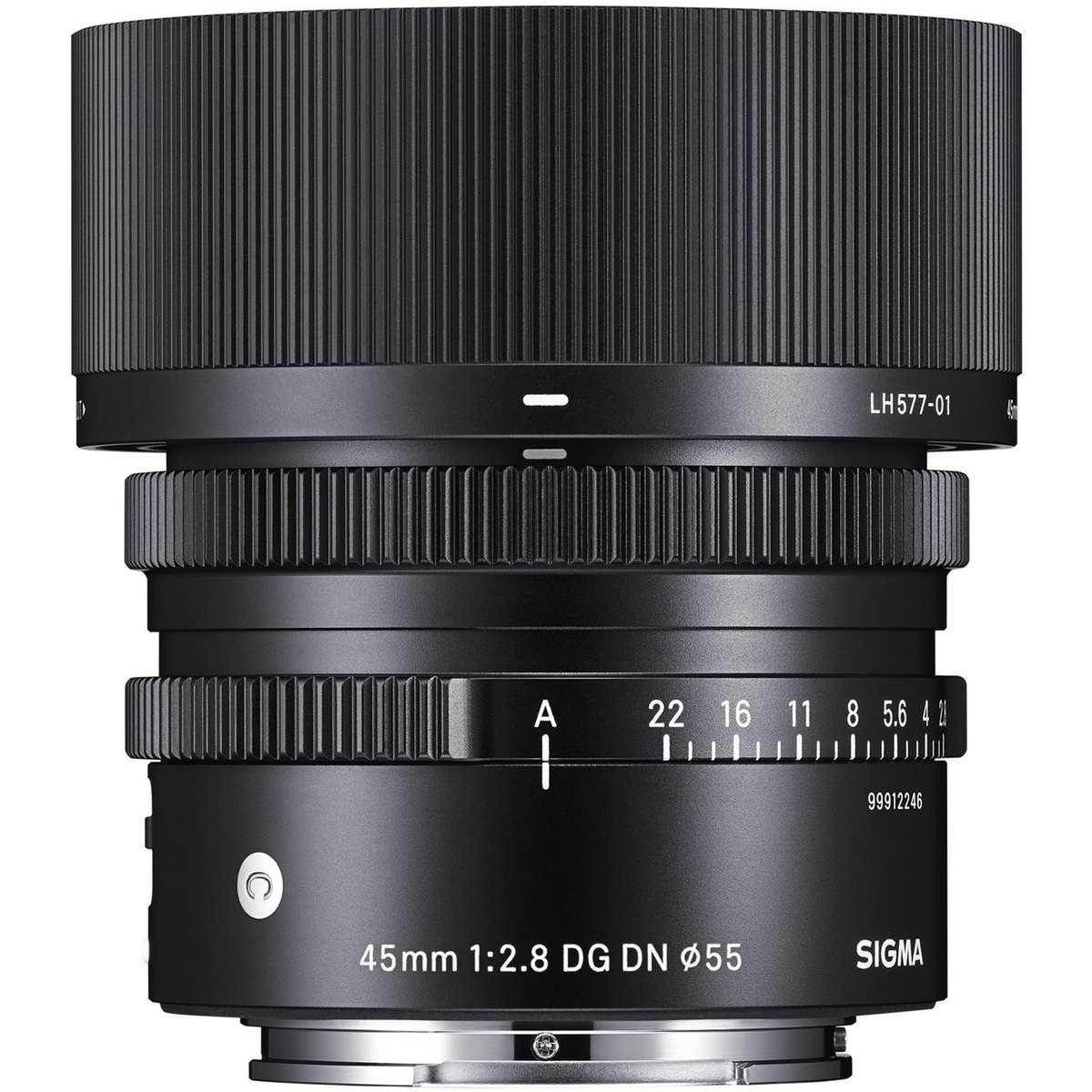 Sigma 45mm f/2.8 DG DN Contemporary