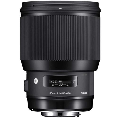 Objektiv Sigma 85 mm f/1.4 DG HSM Art
