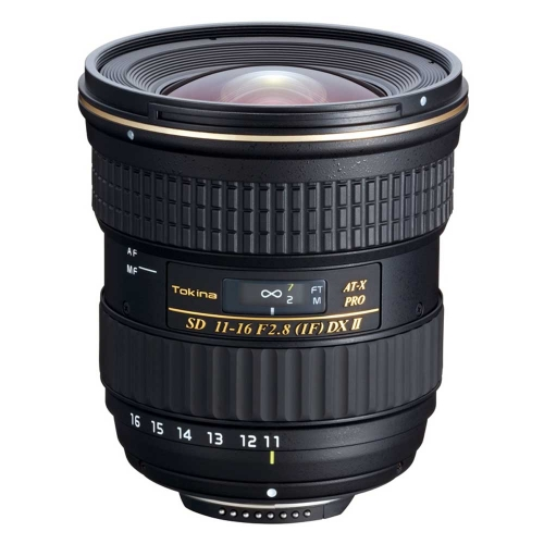Tokina 11-16 mm f/2.8 AT-X 116 PRO DX-II