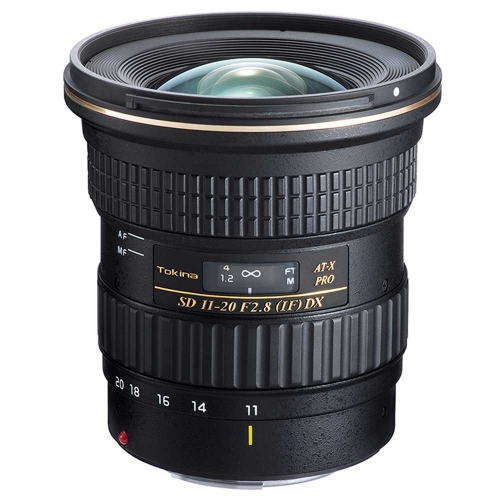 Tokina 11-20 mm f/2.8 AT-X PRO DX