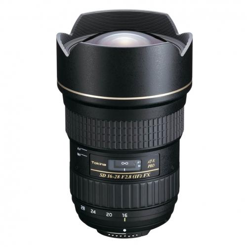 Tokina 16-28 mm f/2.8 AF AT-X PRO FX