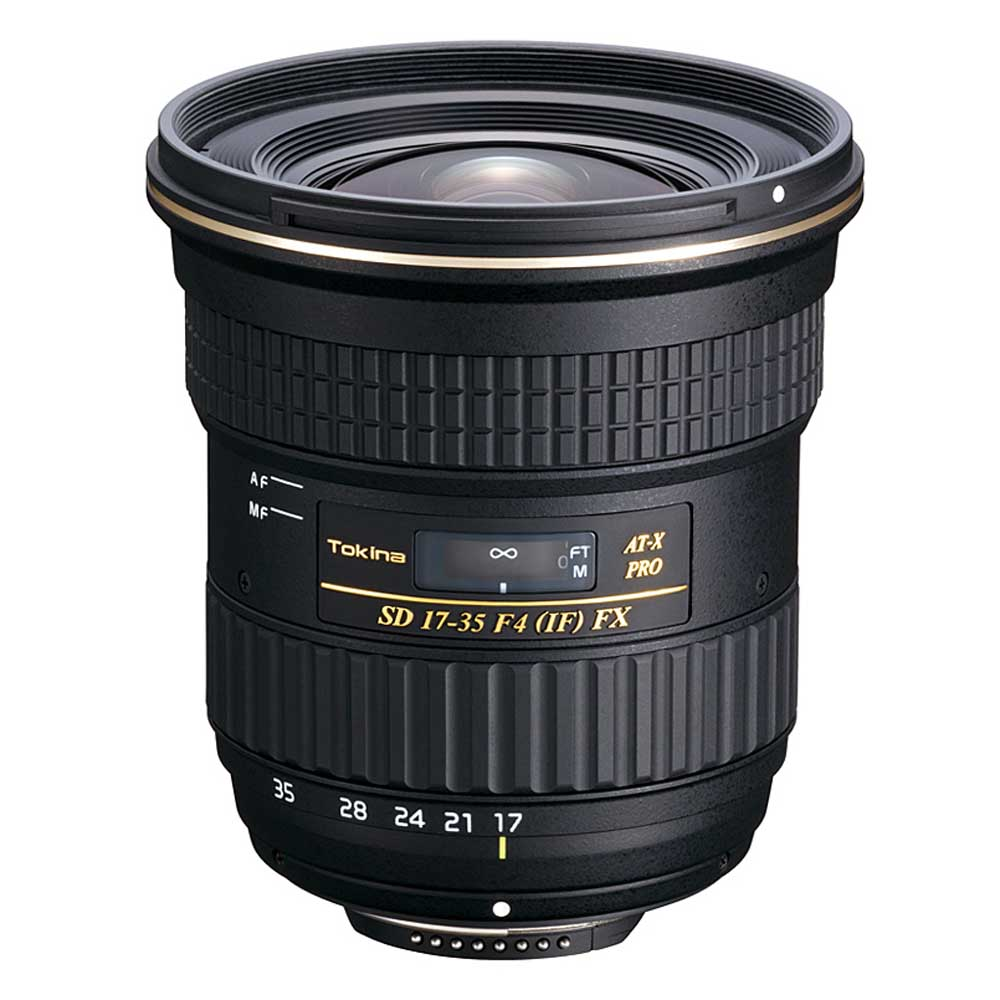 Tokina 17-35 mm f/4 AT-X PRO FX