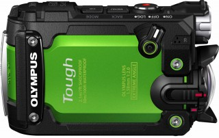 Olympus TG-tracker akcijska kamera
