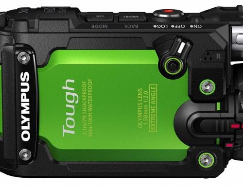Olympus TG-Tracker akcijska kamera sa cijelim krdom senzora