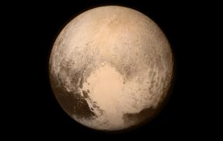 fotografija Plutona