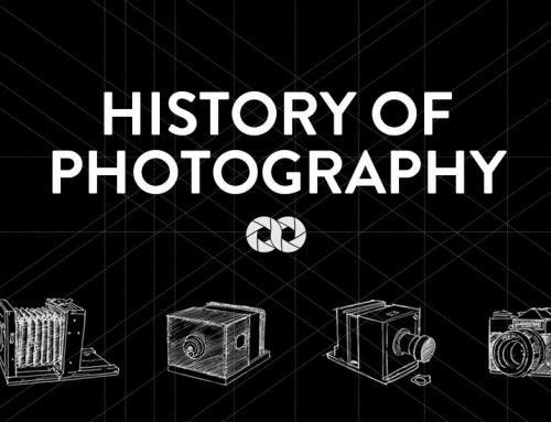 Povijest fotografije u samo pet minuta