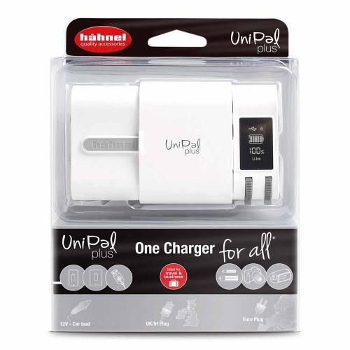 Univerzalni punjač Hahnel UniPal Plus