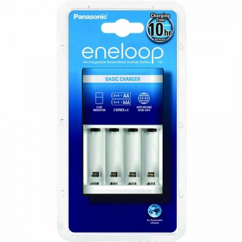 Punjač Eneloop basic
