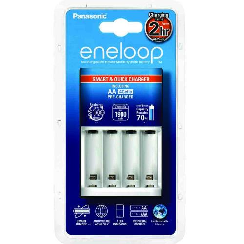 Punjač Eneloop smart
