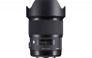 Sigma 20 mm f/1.4 DG HSM Art