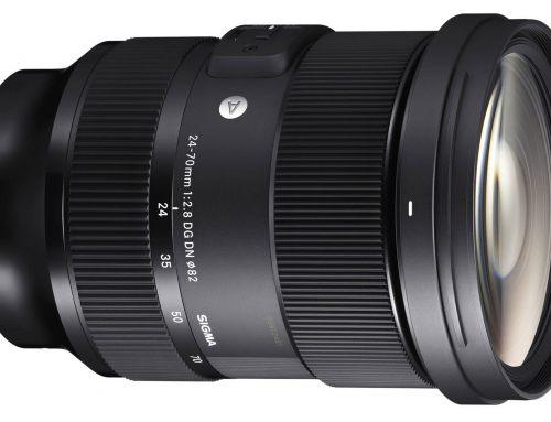 Predstavljena nova SIGMA 24-70mm F2.8 DG DN Art