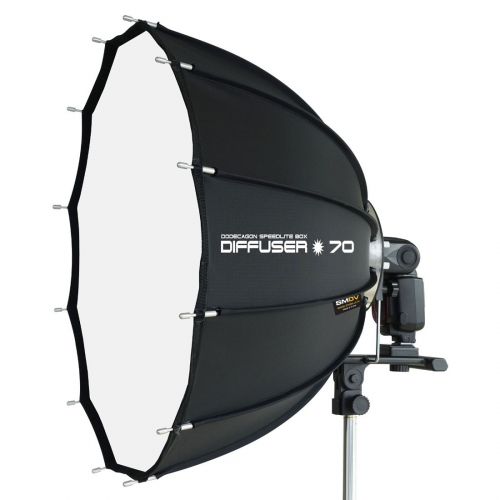 Softbox SMDV speedbox-70 dodecagon