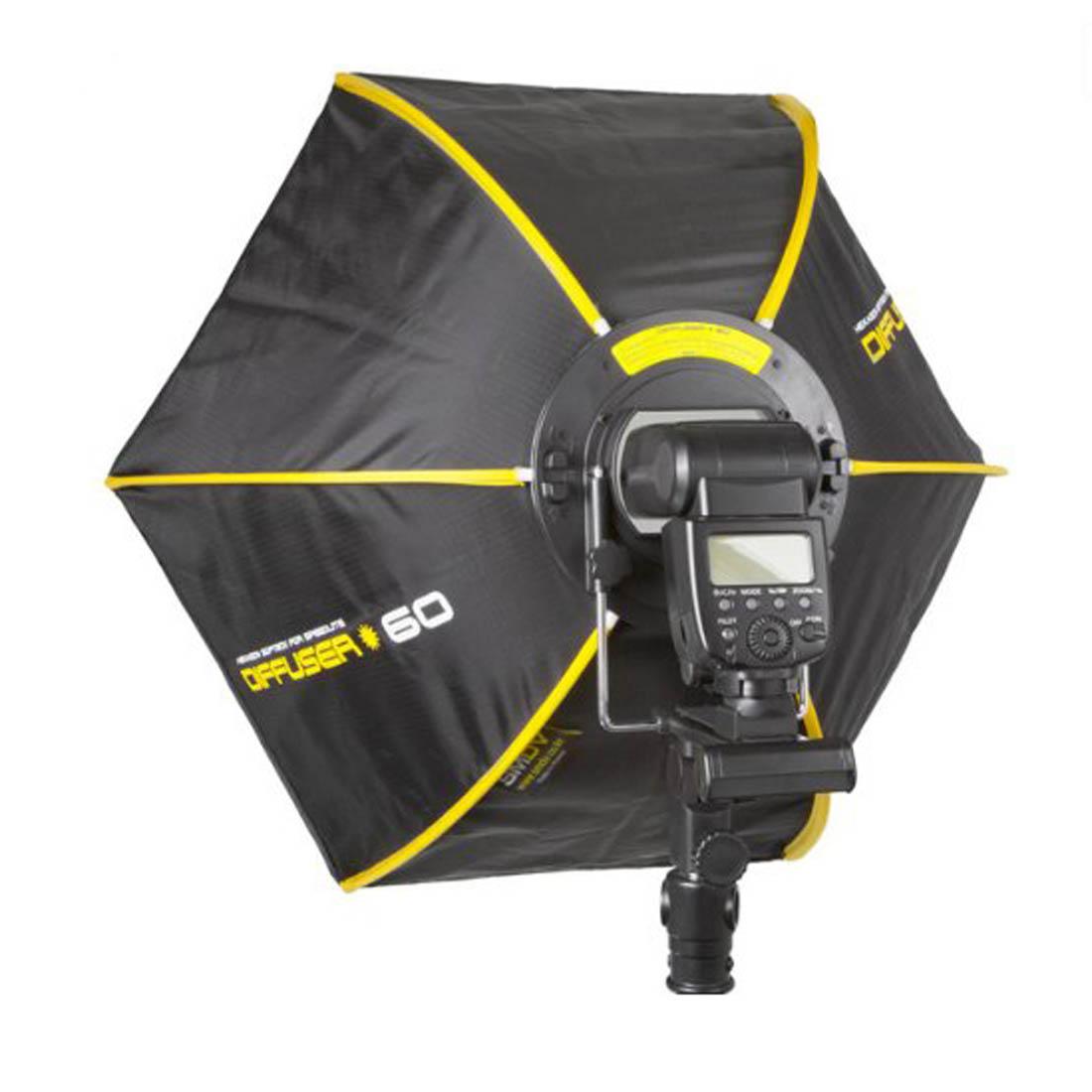 Softbox SMDV speedbox-60 hexagonal
