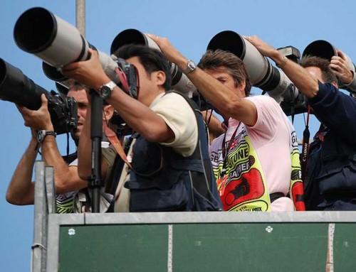 Getty snima, obrađuje i šalje fotografije unutar dvije minute