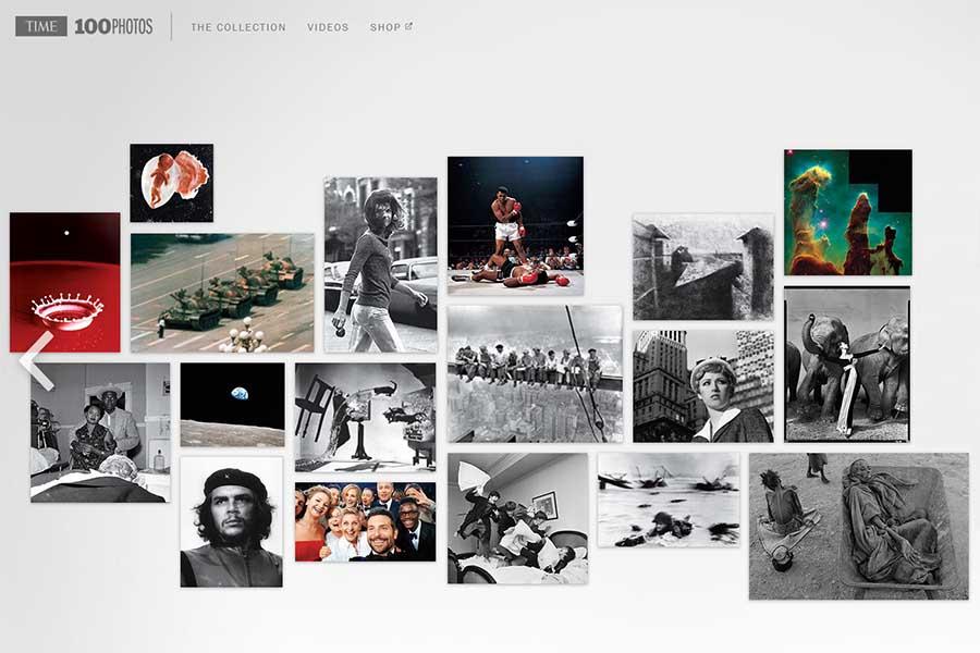 100 najutjecajnijih fotografija svih vremena