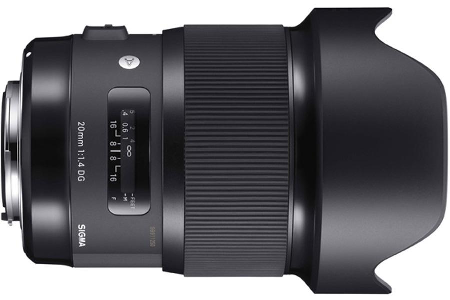tri Sigmina objektiva nisu potpuno kompatibilna sa Canon 1D X Mark II tijelom