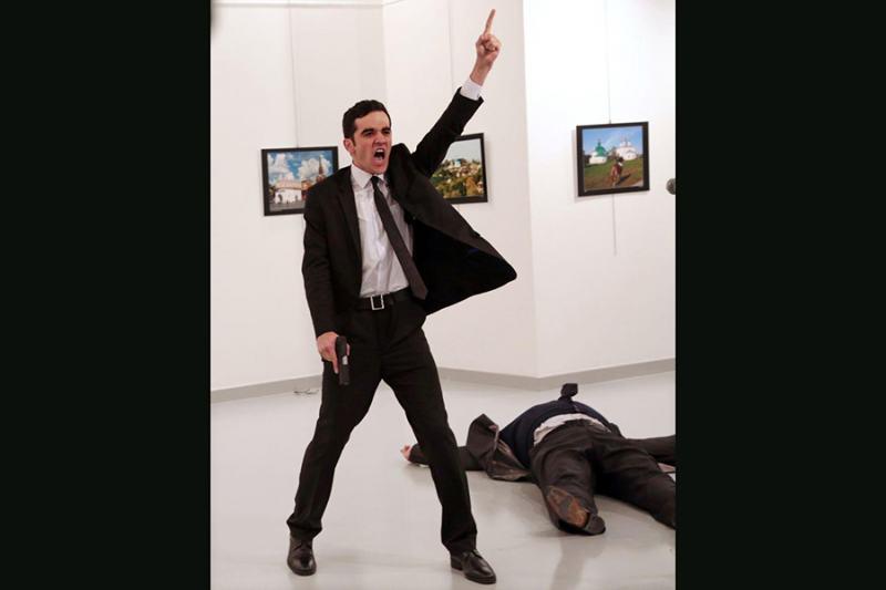 """""""Atentat u Turskoj"""" proglašen za World Press Photo fotografiju 2017. godine"""